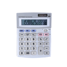 Hot sale 12-digits electronic plastic calculator