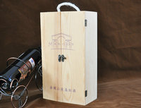 nature and invironmental wooden box by wine packaging and store variety of style box