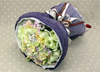 flower wrapping mesh decorative mesh