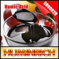 Huminrich Contain Amino Acid Organic Liquid Fertilizer Humic Acid Gel