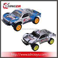 Hot Sale!Huanqi 738 1:10 Scale 2.4G Electric Powered Rally RC Truck peed up to 40km/h