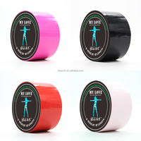 2016 NEW Factory Price Sticky Bondage Tape for Male Sex Bondage Toys Japaness Girl Sex Toys15M Sticky to Restraint Body Hands