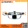Stainless Steel Pot For Steaming