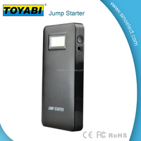 Jump Pocket Car Jump Starter and Power Bank PowerDrive 12V Portable Car Jump Starter w/400 Peak Amps mobile phone power station