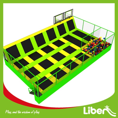 China Trampoline park Indoor Cheap trampoline for sale