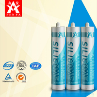 Top quality big glass acetic silicone sealant FF-1200