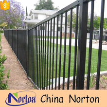 Home usage faux wrought iron security fence for sale NTIF-015Y