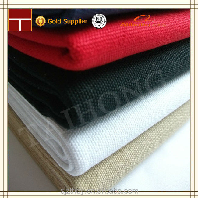 natural cotton duck fabric wholesale