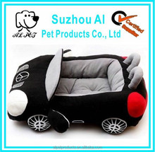 Luxury Sports Car Pet House Supplier Sofa Black Car Dog Beds