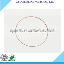 Copper toroidal coil inductor for led driver