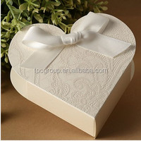 Factory Wholesale Wedding Favor Gift Box