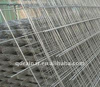 Low Carbon Steel Concrete Reinforcement Wire Mesh