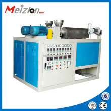double screw fiber spinning line extruder machine