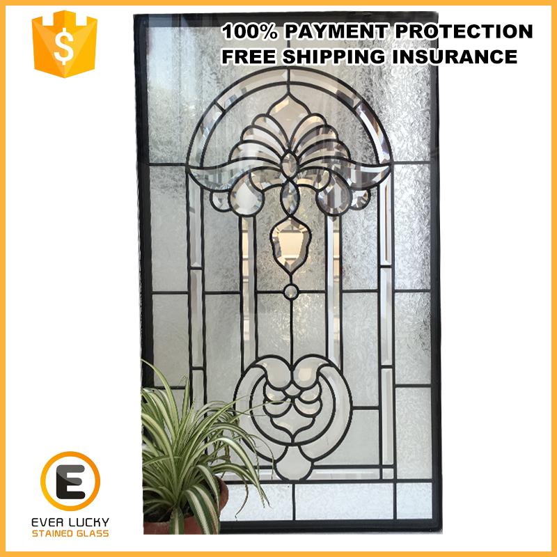 exterior door glass insert wholesale beveled glass buy