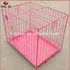 "Trade Assurance Black 48"" 2 Door Pet Cage Folding Dog"