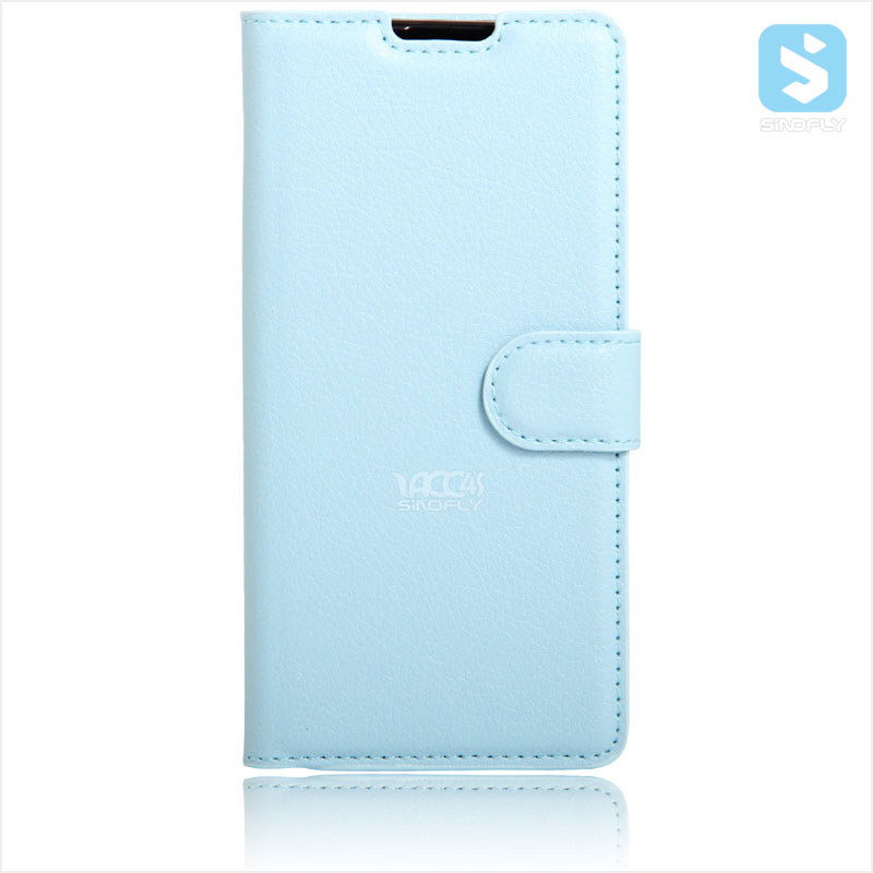 Hot Selling 2016 for BLACKBERRY DTEK60 cover wallet pu leather phone case