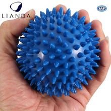 New Product! massage ball stick, pvc massage ball for hand and foot, magnetic massager ball