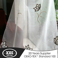professional embroidery curtain factory upholstery fabrics turkey
