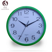 23cm smoothly rotary wall clock