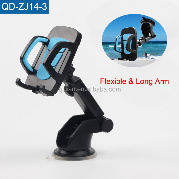 Nano Suction Car Cell Phone Holder Gripper Car Mount Glue Suction Mount, Windshield Suction Cup Camera Mount