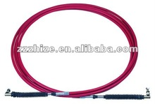 yutong coach gearbox parts gear shift cable