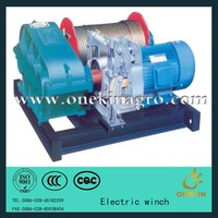 Speed Fast/slow ratchet winch