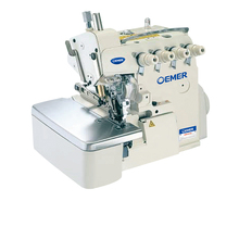 energy saving low price 4 thread overlock industrial basic model sewing machine for sale
