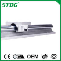 TBR16 Cylinder linear guide rail
