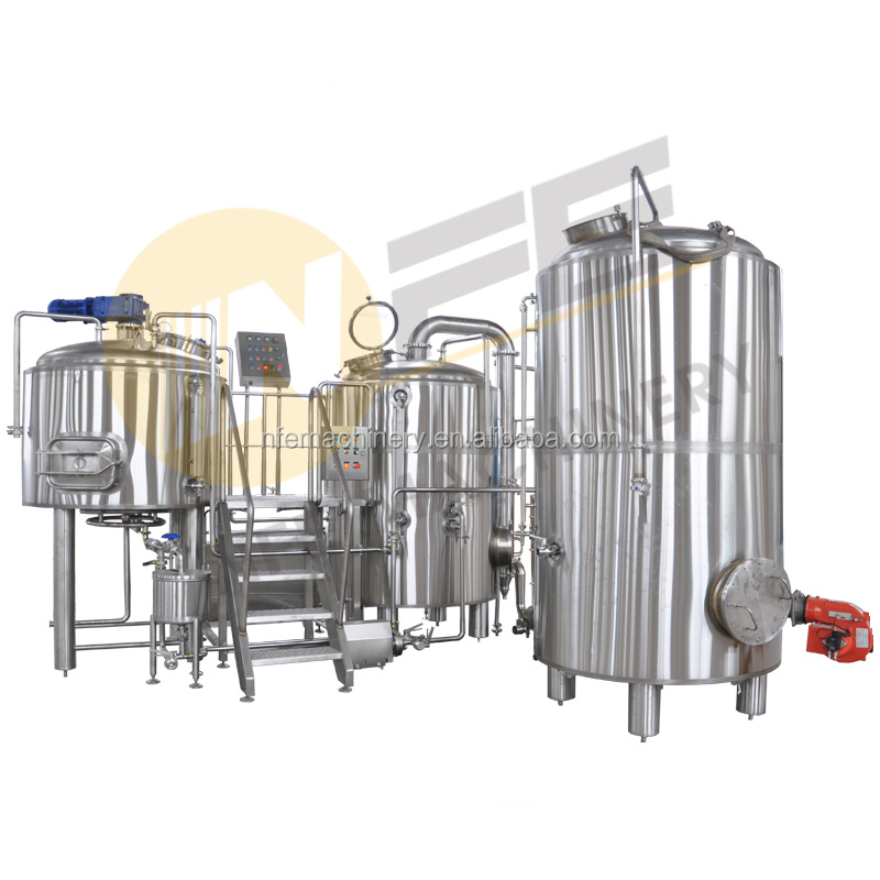 Malt production equipment for 800l micro brewery plant beer brew-on-premise equipment