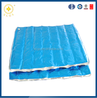 double foil - bubble insulation reflective material