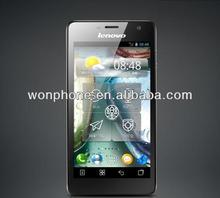 Newest high speed android phone original lenovo K860 Quad core 3G WCDMA 5.0 inch IPS 1G RAM 8.0MP