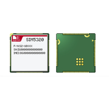 SIMCOM Global market SIM5320A WCDMA/HSDPA/EDGE/GSM/GPRS/GPS 3G module with SMT package