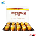 Veterinary medicine cattle bolus sulphadimidine for animals