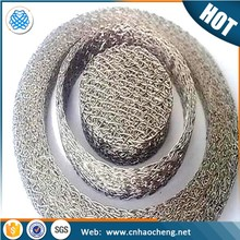 Stainless steel snow foam lance replacement filter compressed knitted wire mesh