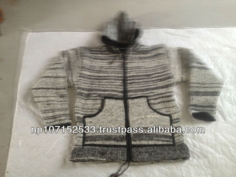 woolen jacket with polar fleece lining this is tik tik wool