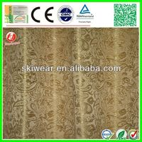 shading jacquard gauze fabric curtains