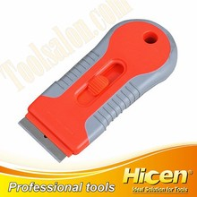 ABS Plastic Handle Scraper Razor Blade Scraper Retractable Scraper