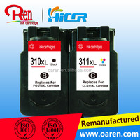 Factory ink cartridge PG310 CL311 ink cartridge for Canon 310 311 for Canon MP480 printer