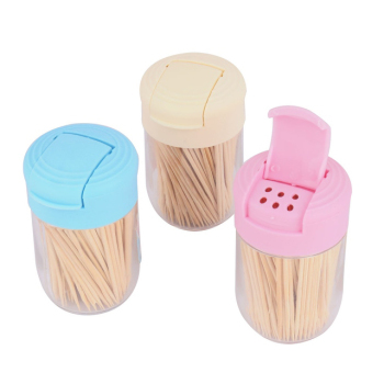 Disposable bamboo Toothpicks for table Decoration&Accessories