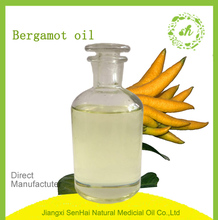 100% Pure Bergamot Extract Food Grade Bergamot Essential Oil