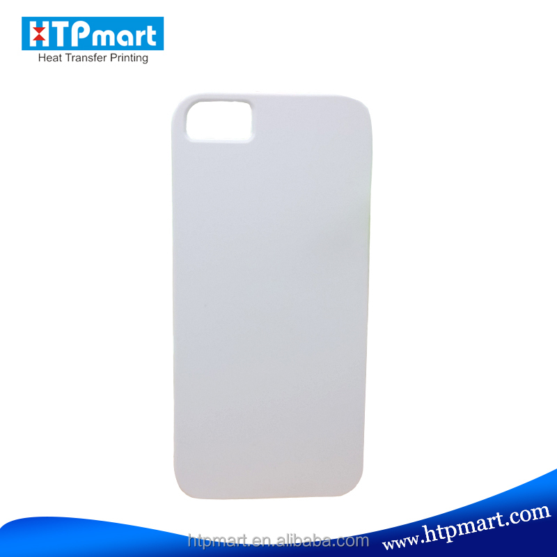 High Quality 3D Matt PC Material Phone Case for iphone 5/5S of Low Price
