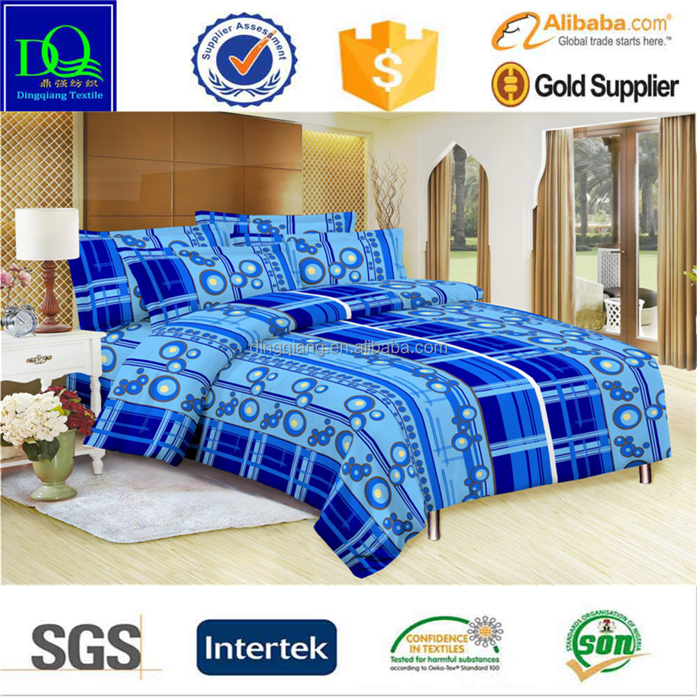 wholesale bedding set fabric quilt cover fabric from changxing