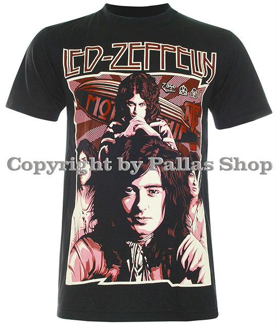 Led Zeppelin T-Shirt (NS023)