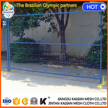 Decorative removable metal fencing posts products (Brazil Olympic games supplier)