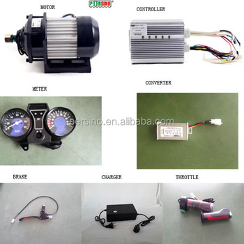 electric rickshaw parts motor , controller , charger , converter