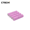 Rechargeable li-ion 18650 branded cells INR18650-30Q 3.7V 3000mah