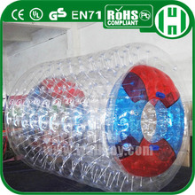 Hot selling water roller best quality water walking roller ball PVC/TPU material with suitable blower