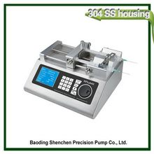 Export top quality promotional cheap animals syringe pump