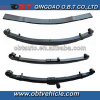 Galvanized boat trailer small leaf springs from China manufacturer