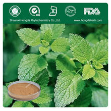 Pure Natural Lemon Balm Extract Powder, 5% Total Isoflavones